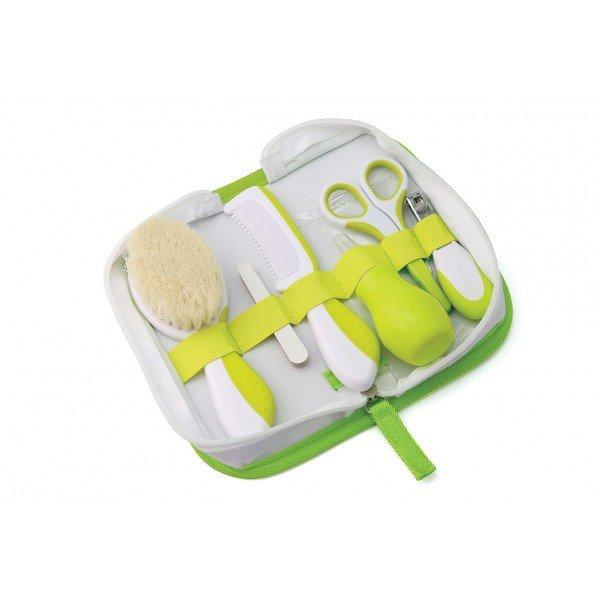NUVITA Хигиенен комплект за детето зелен